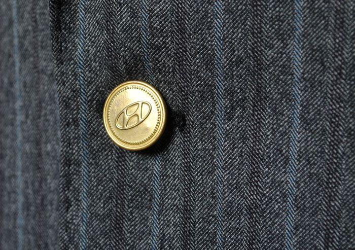 男士西服XF-12纽扣