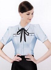 韩版女式衬衫CS-01
