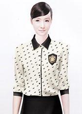 女式衬衫CS-06