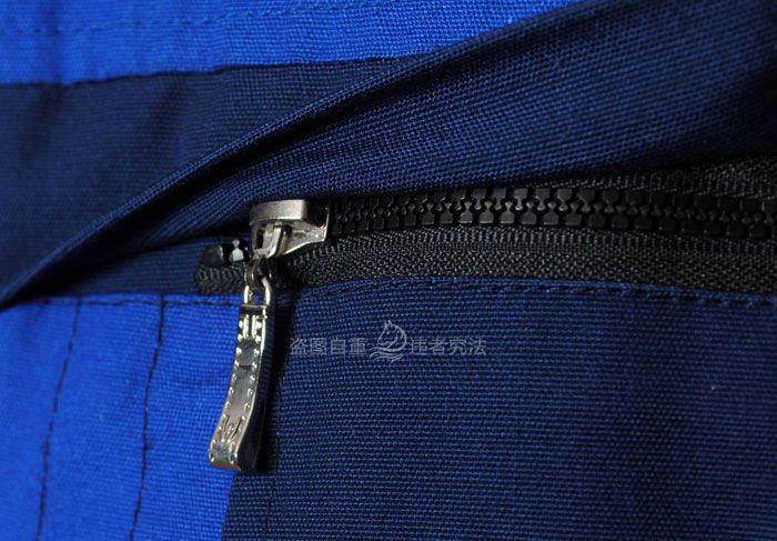 江河工作服GZ-02胸兜拉链