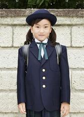 北京小学生英伦校服