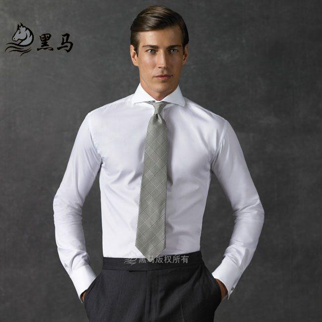 男士衬衫CS-10正面图