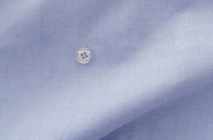 纯棉100%细旦牛津纺衬衫面料
