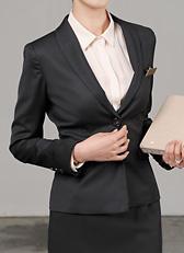 职业装女西服套装M-10