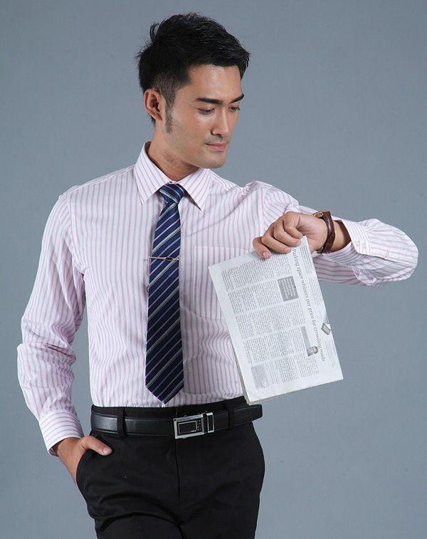 男士衬衫尺码
