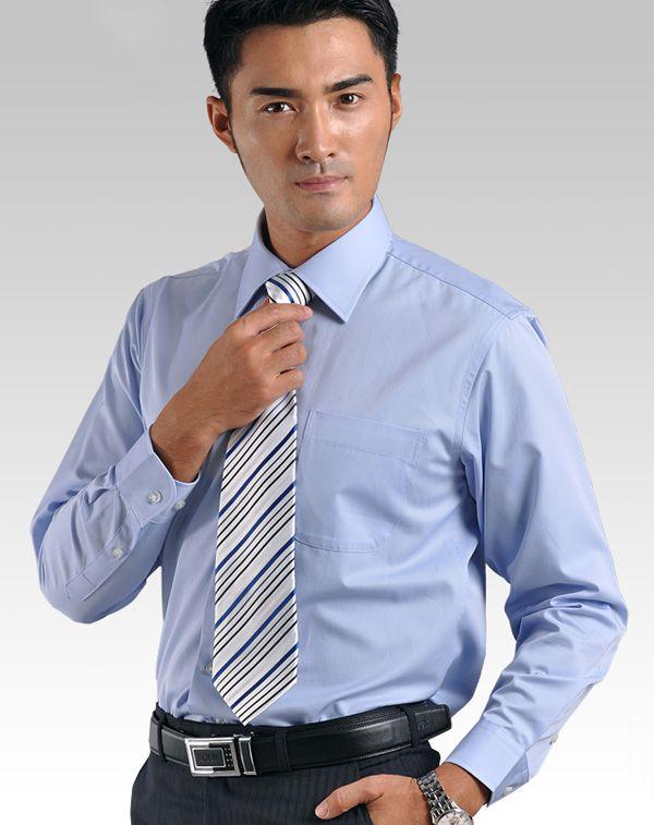 男士衬衫尺码02