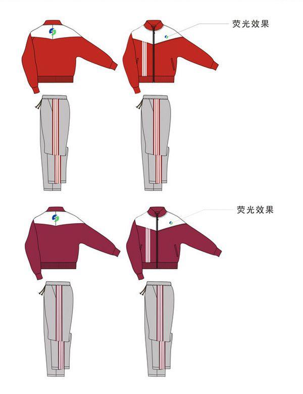 高中生校服设计图04