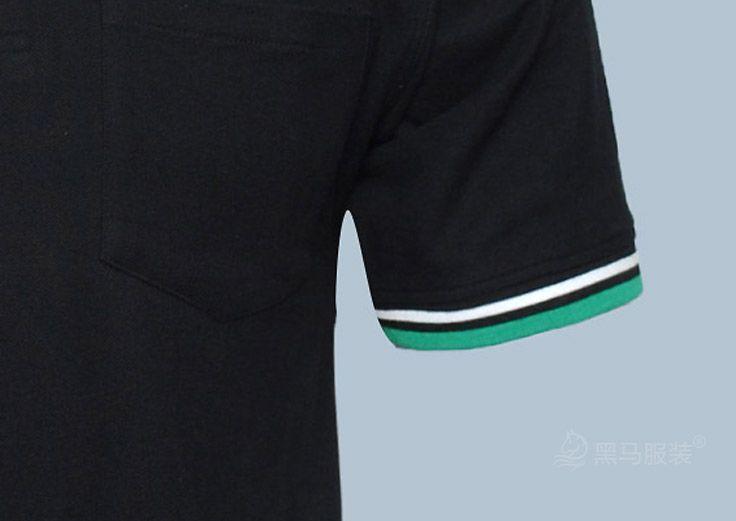 Forbo Siegling夏季T恤袖口细节图