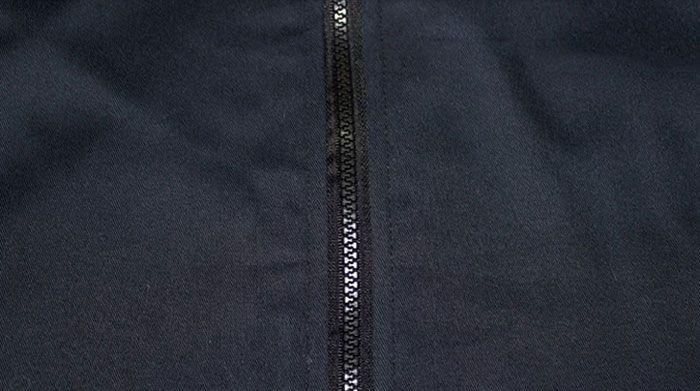 富士康夹克 面料细节图