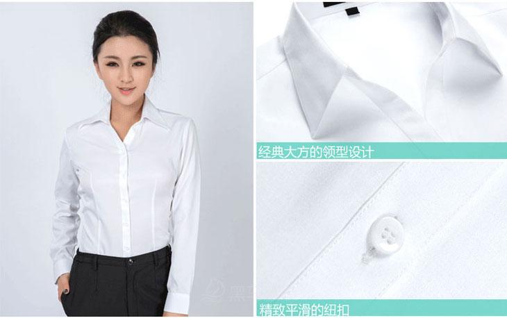白衬衫女长袖_12