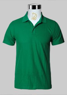 绿色夏季短袖T恤现货