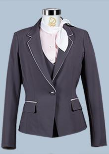 韩版女式西服套装w-04