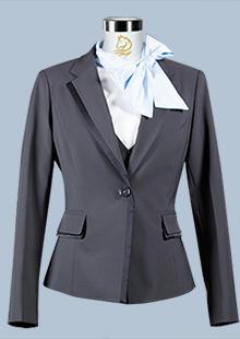 韩版女式西服套装W-05