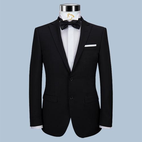 韩版修身男士衬衫_男士高端西服修身商务英伦绅士新郎礼服西装 - 黑马服装