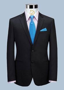 男士西服套装修身休闲西服礼服西装
