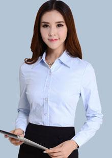 女式韩版长袖衬衫