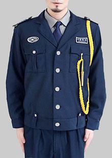 新式保安服款式图001