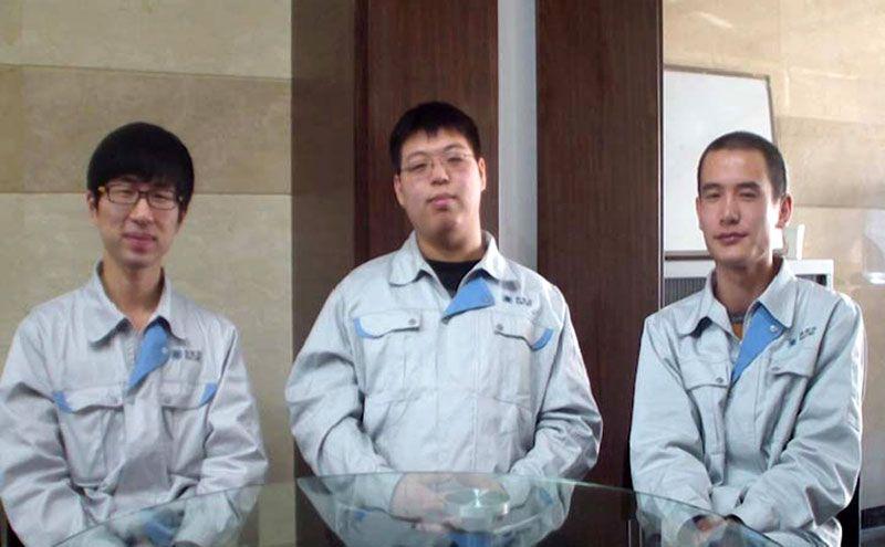 京东方员工图片