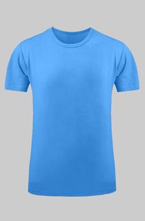夏季圆领T恤衫