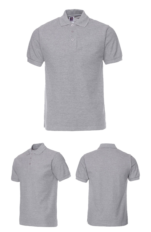 麻灰色T恤衫