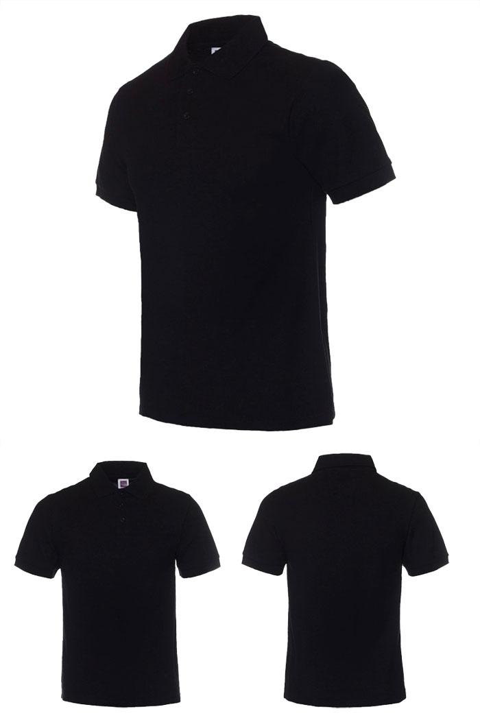 黑色T恤衫