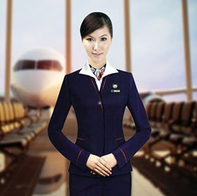 航空工作服款式图