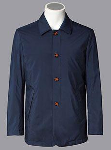 15309-1商务男士棉服