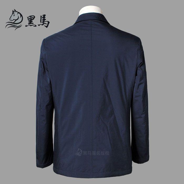 商务男士棉服款式图片