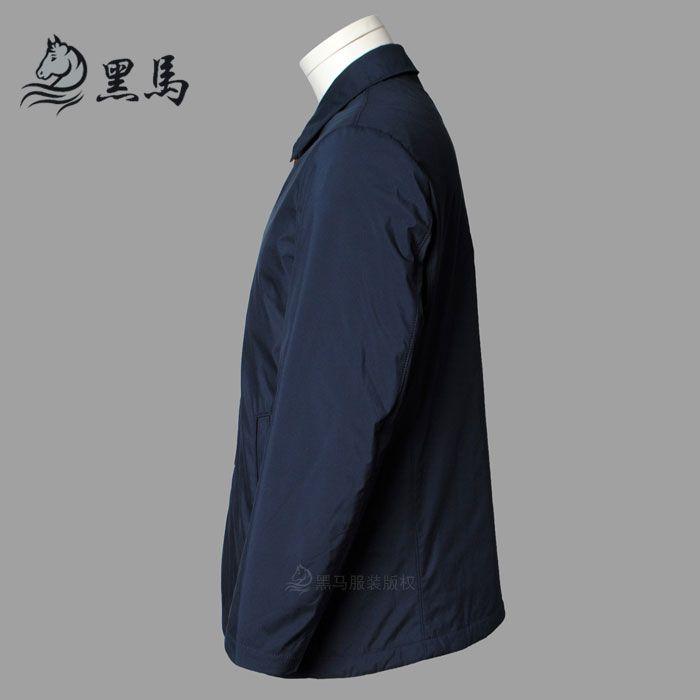 商务男士棉服外套