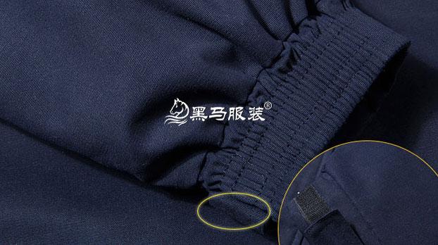 袖口细节图