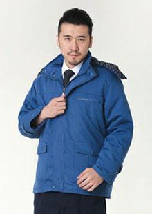 冬季棉衣汽修棉服工人棉服