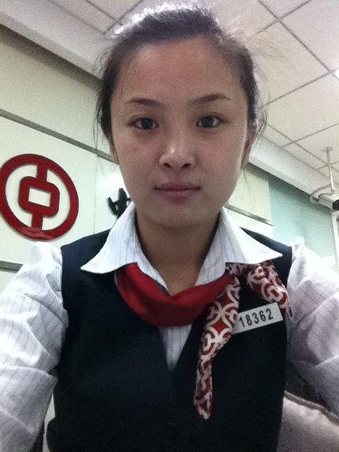 中国银行营业员制服