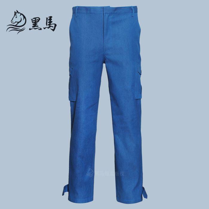 中铝工作服裤子