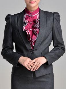 女职业装套装